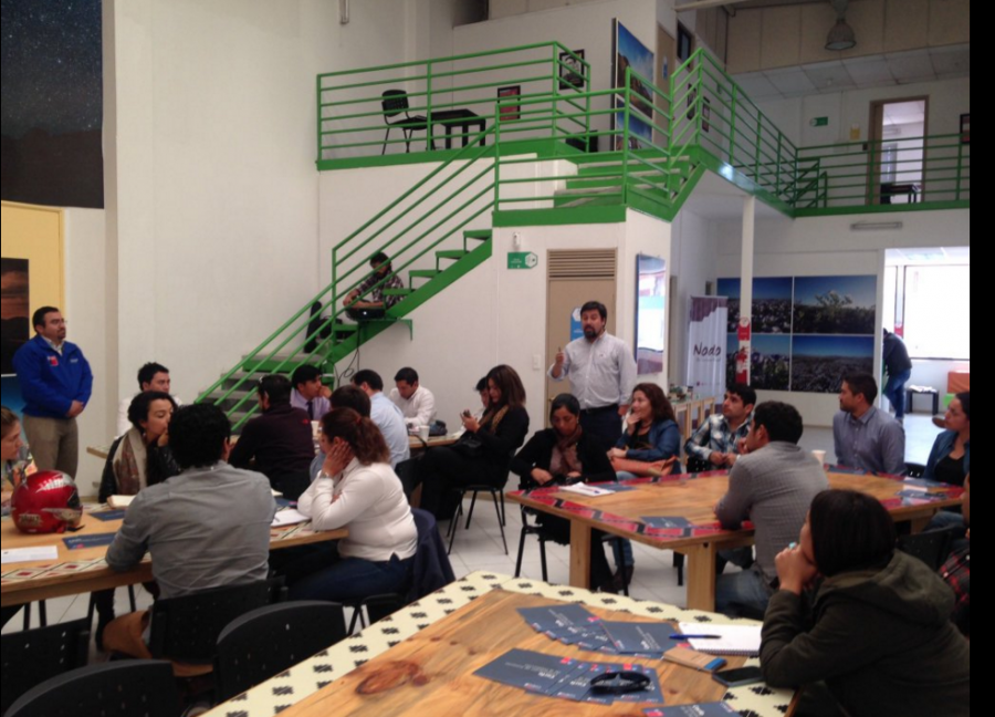 Eugenio Huerta, Gestor de PHB24, expone en StartUp Coffee CORFO